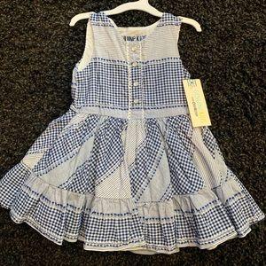 Infant dress 18M